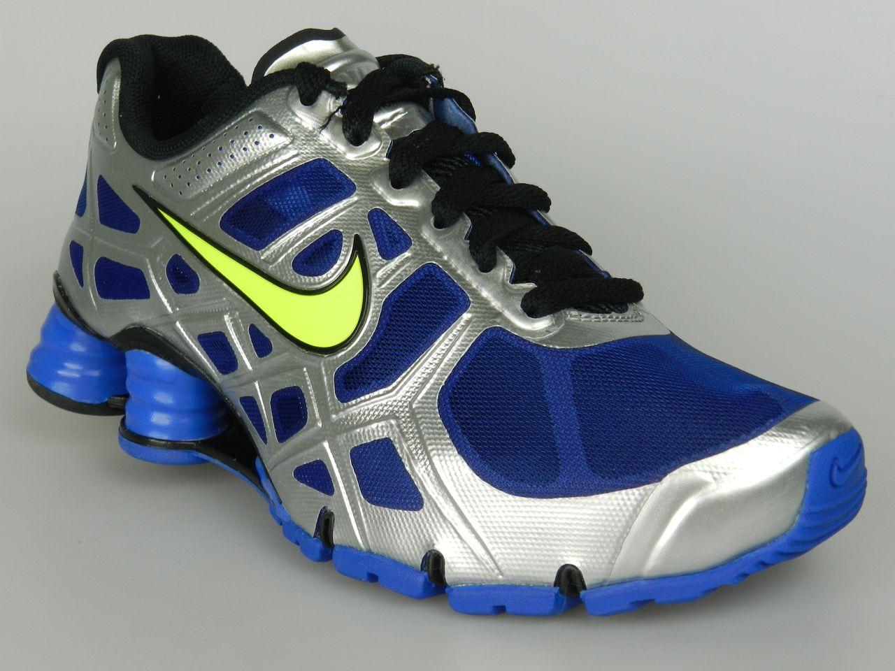 official photos c1f72 4f2d5 A imagem está carregando Nike-Shox-Turbo-12-Gs-Novo-Para-Meninos-