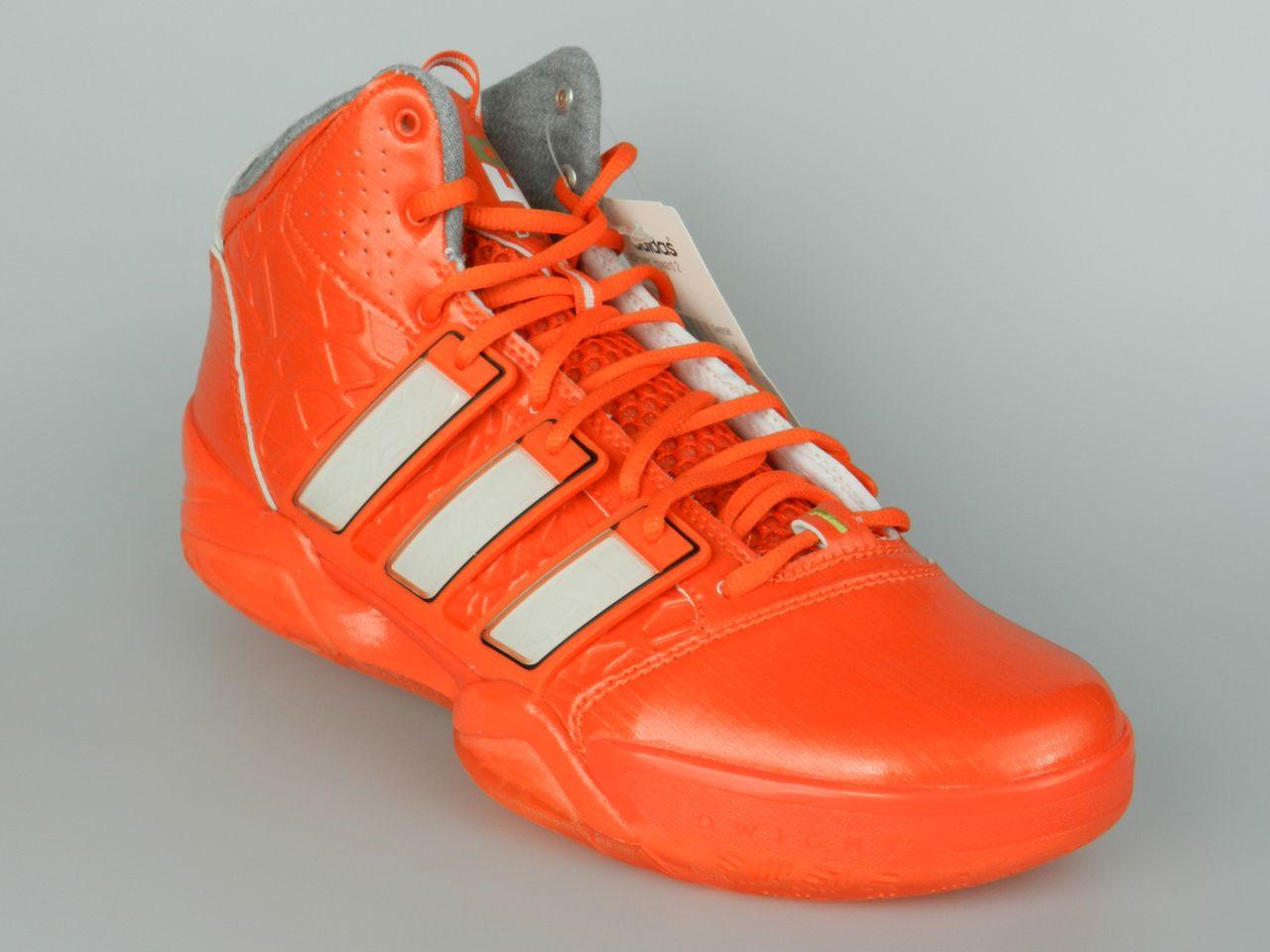 best website 839c7 b54b9 ADIDAS ADIPOWER HOWARD 2 ALL STAR NEW Mens Dwight Howard Orange Shoes G48898