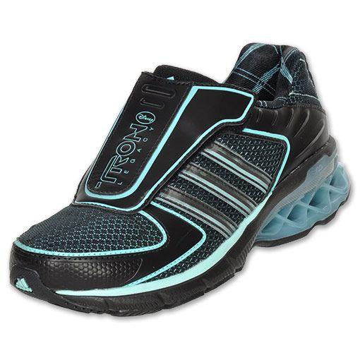 ADIDAS DISNEY TRON Boy Girls Kids Black Shoes NEW 885582380623