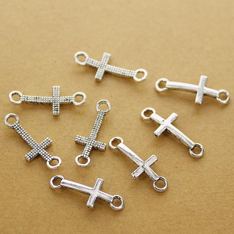 15pcs bar believe Charms silver TONE believe Charm pendants 20x8mm