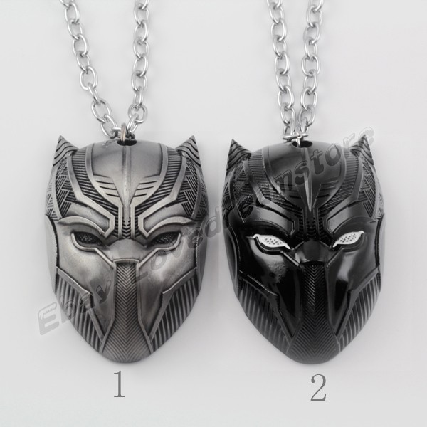 grande product imports necklace pendant products panther calabar claw black image