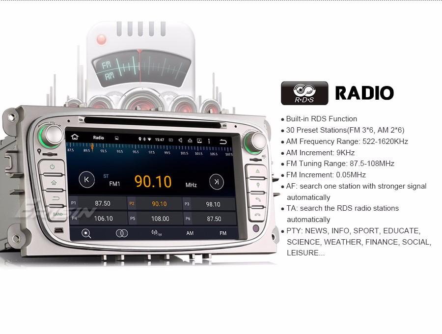 Autoradio Lcd Android 51 Gps Navi Dvd Wifi Dabford Mondeo Focus Rhebay: Autoradio Navigatore Gps Per Mazda 3 2007 2009 Bluetooth Wifi Ebay At Elf-jo.com