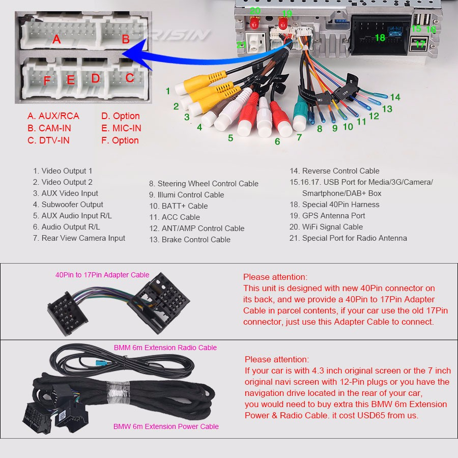Bmw E46 Car Stereo Wiring Diagram : Bmw e m radio sat nav wiring diagram