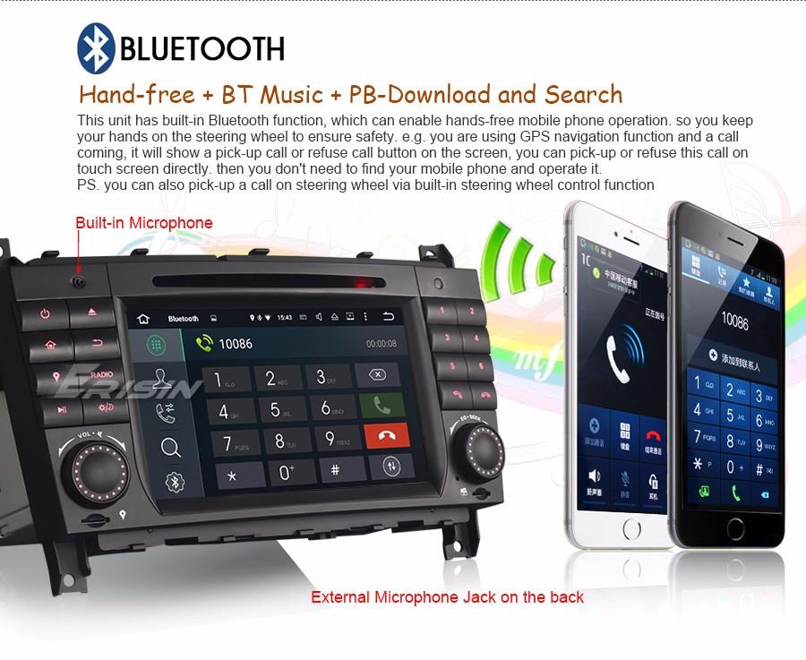 7\autoradio Android 51 Cd Gps Navi Dabmercedes Benz Cclcclk Rhebay: Autoradio Navigatore Gps Per Mazda 3 2007 2009 Bluetooth Wifi Ebay At Elf-jo.com
