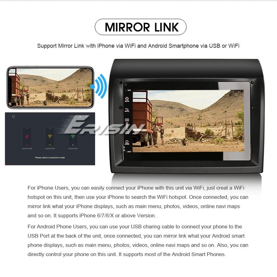KIMISS C/âble adaptateur audio pour voiture pour Comand 2.0 pour iPhone MP3 Interface TV CD