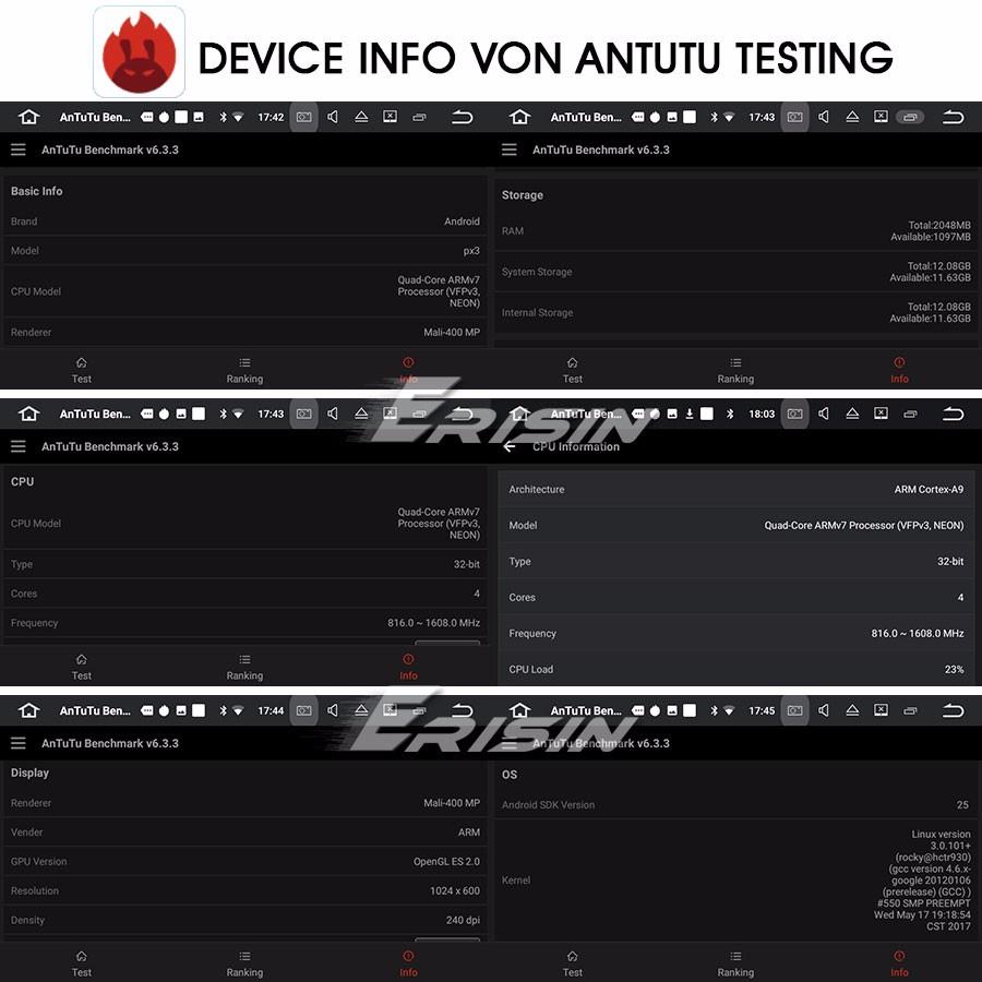 ANDROID 7.1.2 AUTORADIO 9\