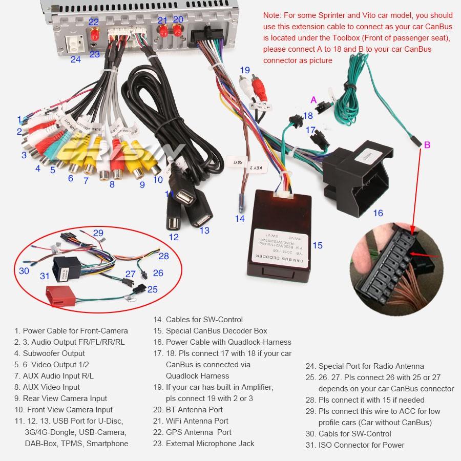 Toyota Alpine Wiring Harness In Addition Sprinter Radio Wiring Diagram