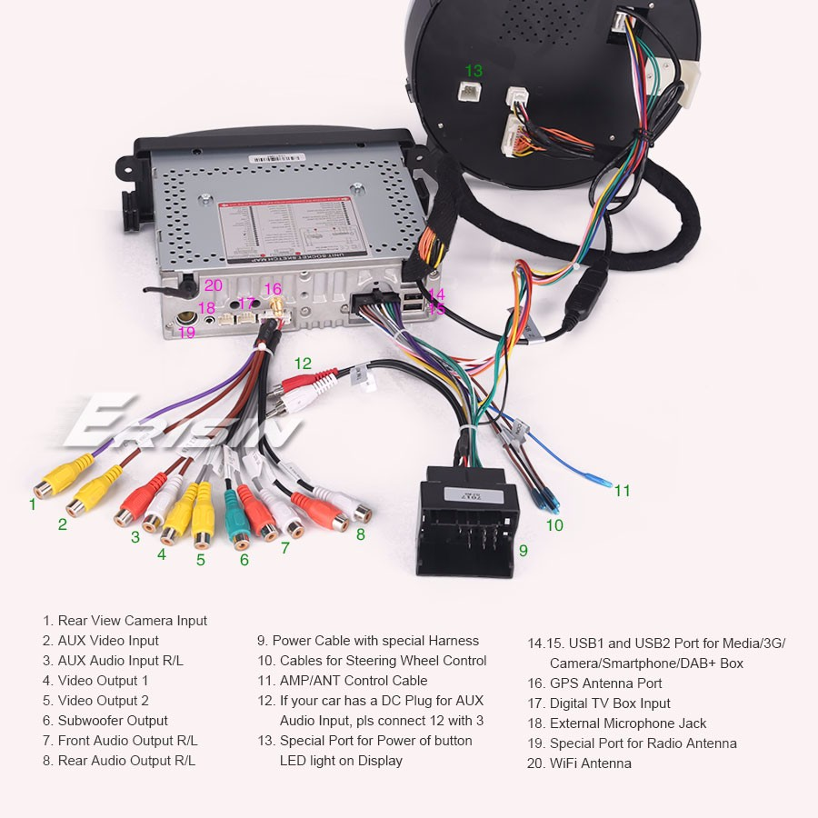 7 Android 51 Car Stereo For Bmw Mini Cooper Gps Dvd Rds Dab Dtv Remote Starter Diagram This Unit Is The Best On Market Most Functions Can Be Compared With Your Smartphone All In One Design 2006 2013