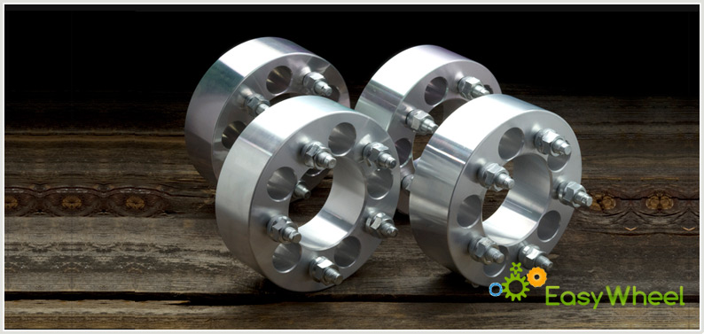 4 Ford Ranger Wheel Spacers Adapters 5x4 5 2 Inch 2wd 4wd