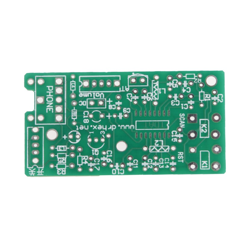 Diy Electronic Kits 76 Mhz 108 Mhz Fm Radio Receiver Module Wireless