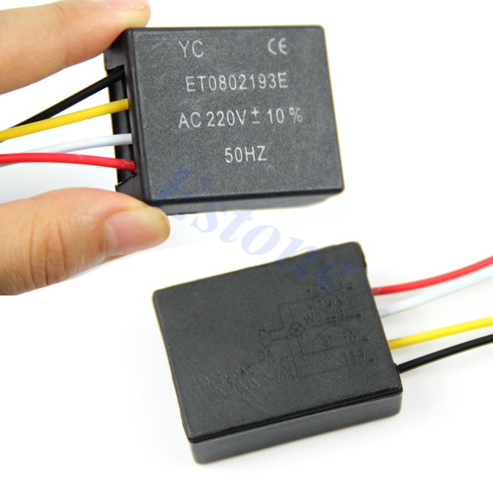 Hi-Q New Table light Parts On/off Sensor Bulb Lamp Switch 1 Way ...