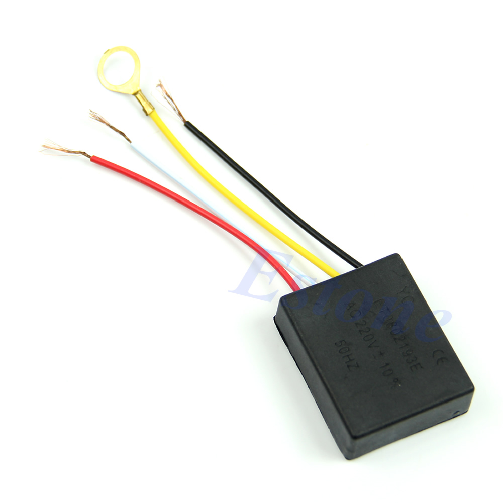 Hi-Q New Table light Parts On/off Sensor Bulb Lamp Switch 1 Way ...