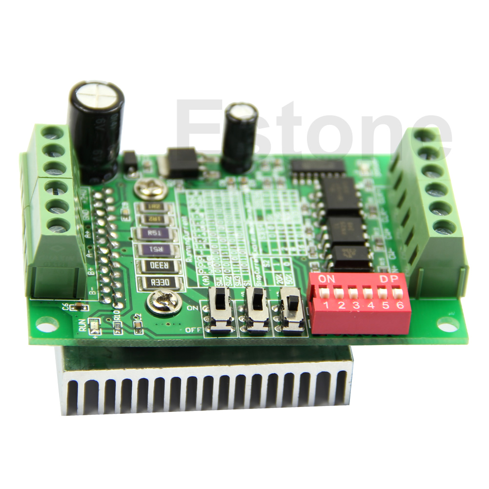 3A TB6560 Driver Board CNC Router Single 1 Axis Controller Stepper Motor Drivers