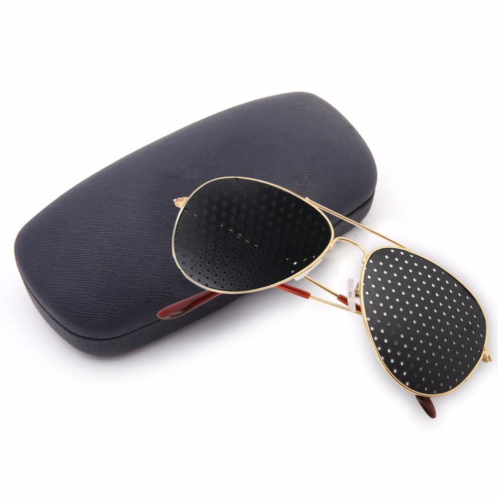 New Anti-fatigue Pinhole Glasses Stenopeic Glasses Vision