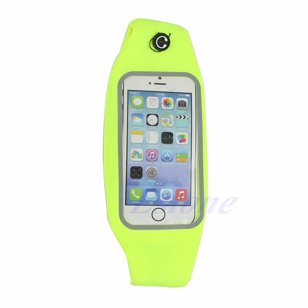 course sport ceinture taille bum bag sac de banane pochette pour iphone 5 5s 5c ebay. Black Bedroom Furniture Sets. Home Design Ideas