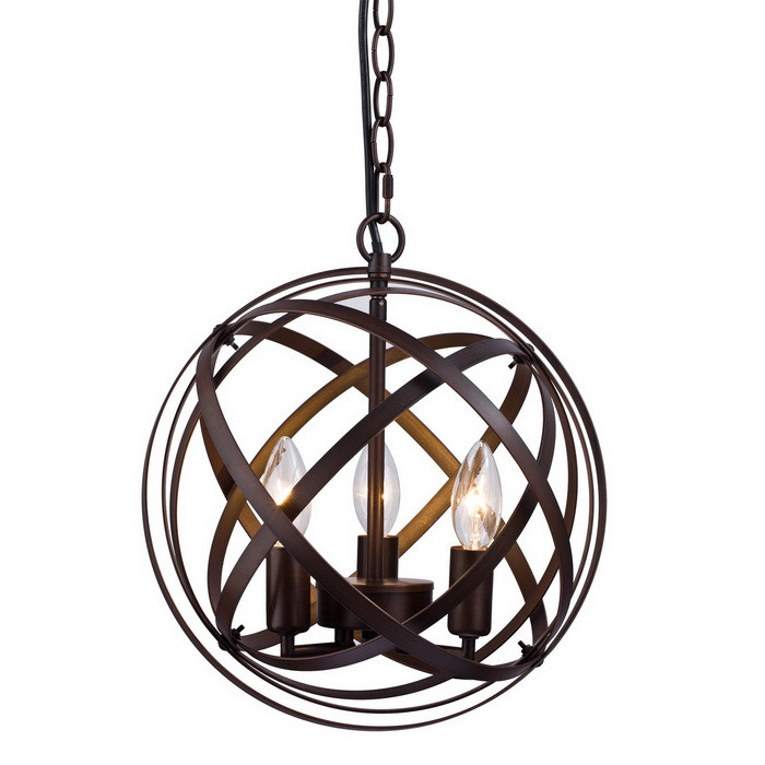 Wire Plug In Pendant Light Metal Cage Ceiling Light Metal Swag