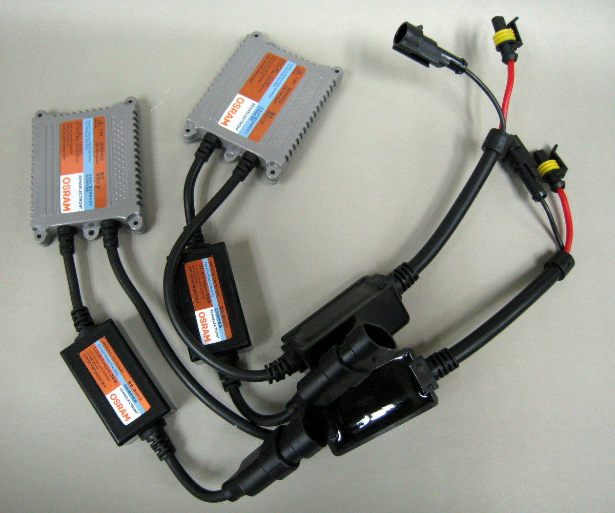 Osram Hid Ballast Wiring Diagram | Wiring Liry on