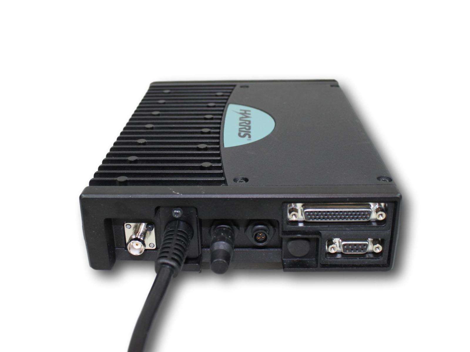 Details about Harris MACOM XG-75M (M7300) 700-800 Mhz Digital P25 EDACS  Dash-Mount Mobile