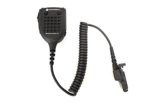 Commander II Speaker Mic IP68 Rated Motorola Speaker Mic RMN5089BSP01 RUGGED