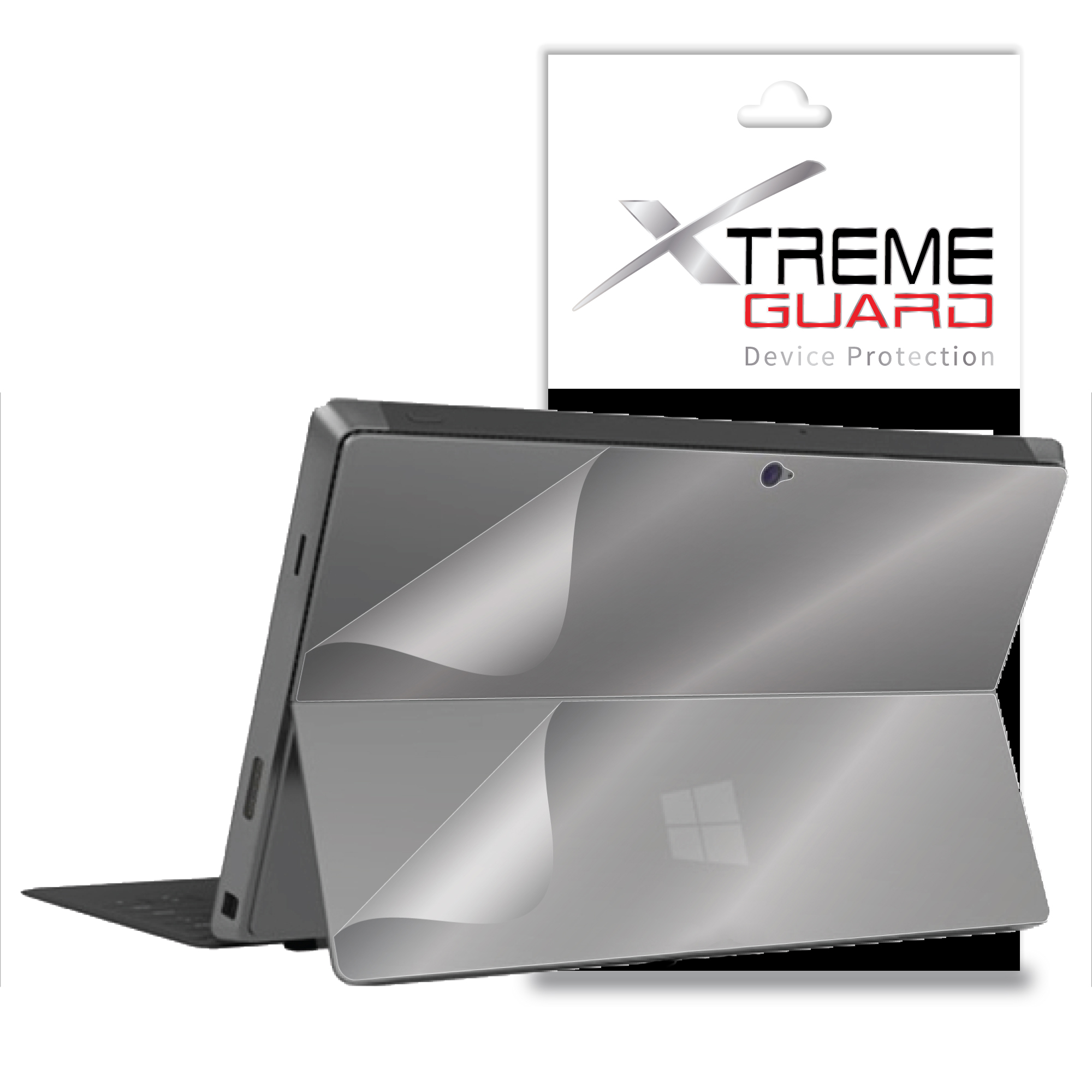 XtremeGuard Screen Protector Shield For Microsoft Surface Pro 2 Ultra Clear