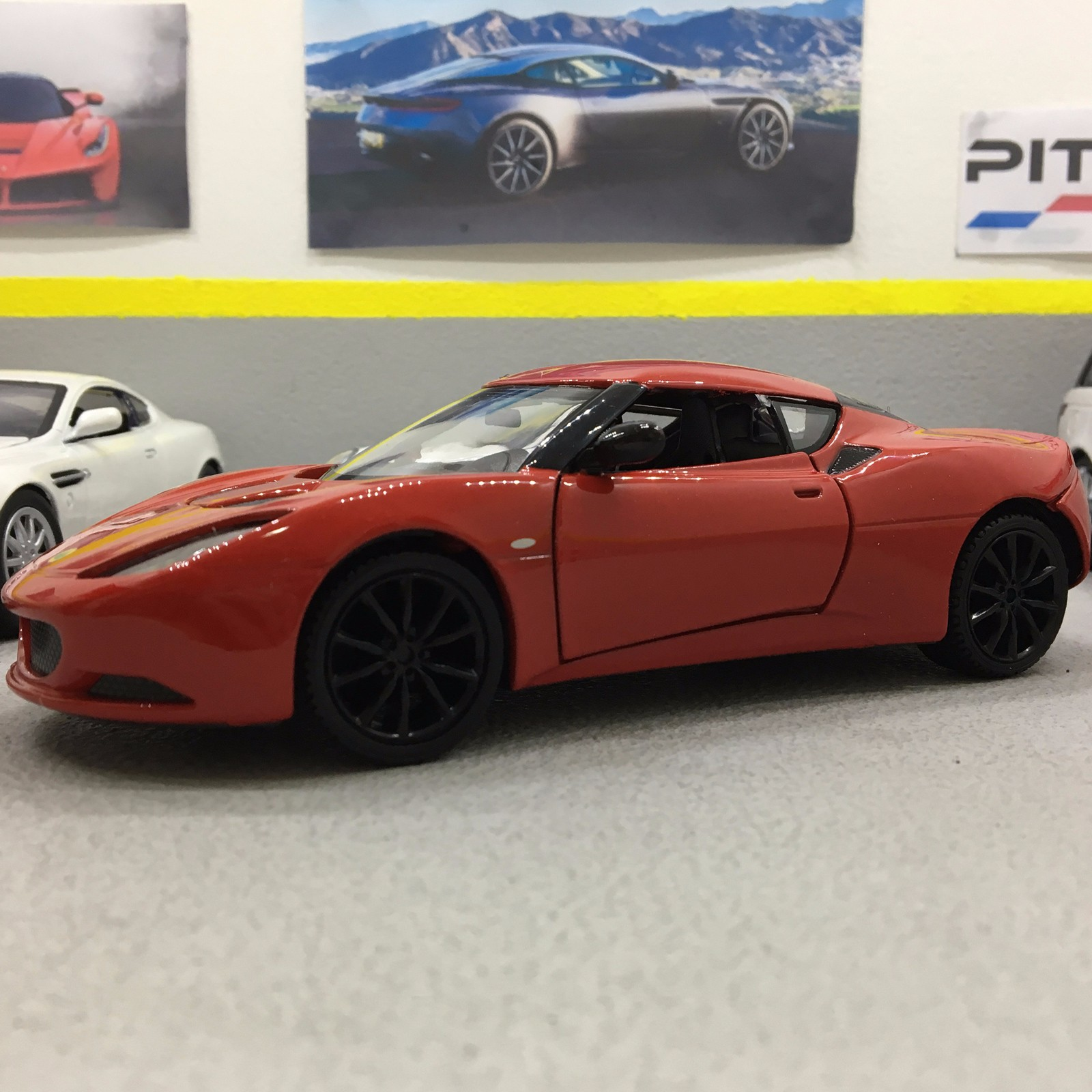 252c22b6f67f Lotus Evora S Supercharged V6 Pitwalk Special Offer - Exclusive To eBay  Customers