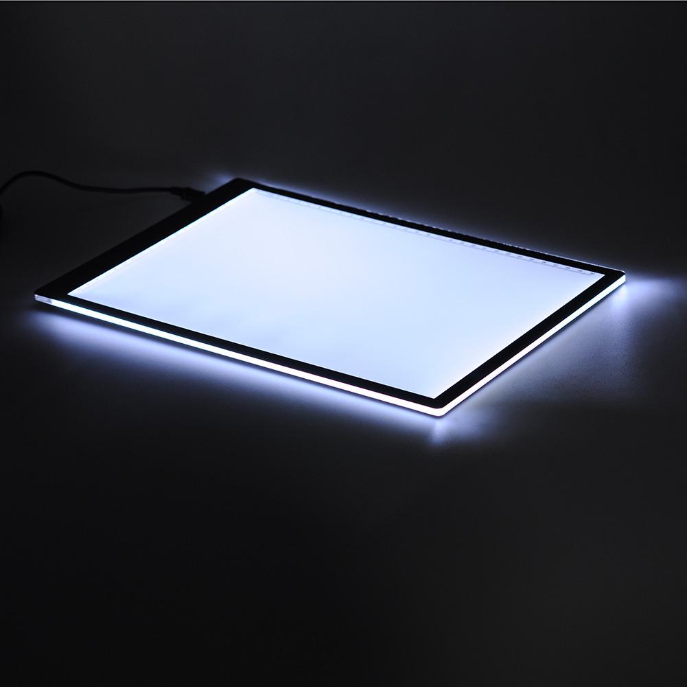 lightbox pattern tracing pad led a4 lightbox art tattoo. Black Bedroom Furniture Sets. Home Design Ideas