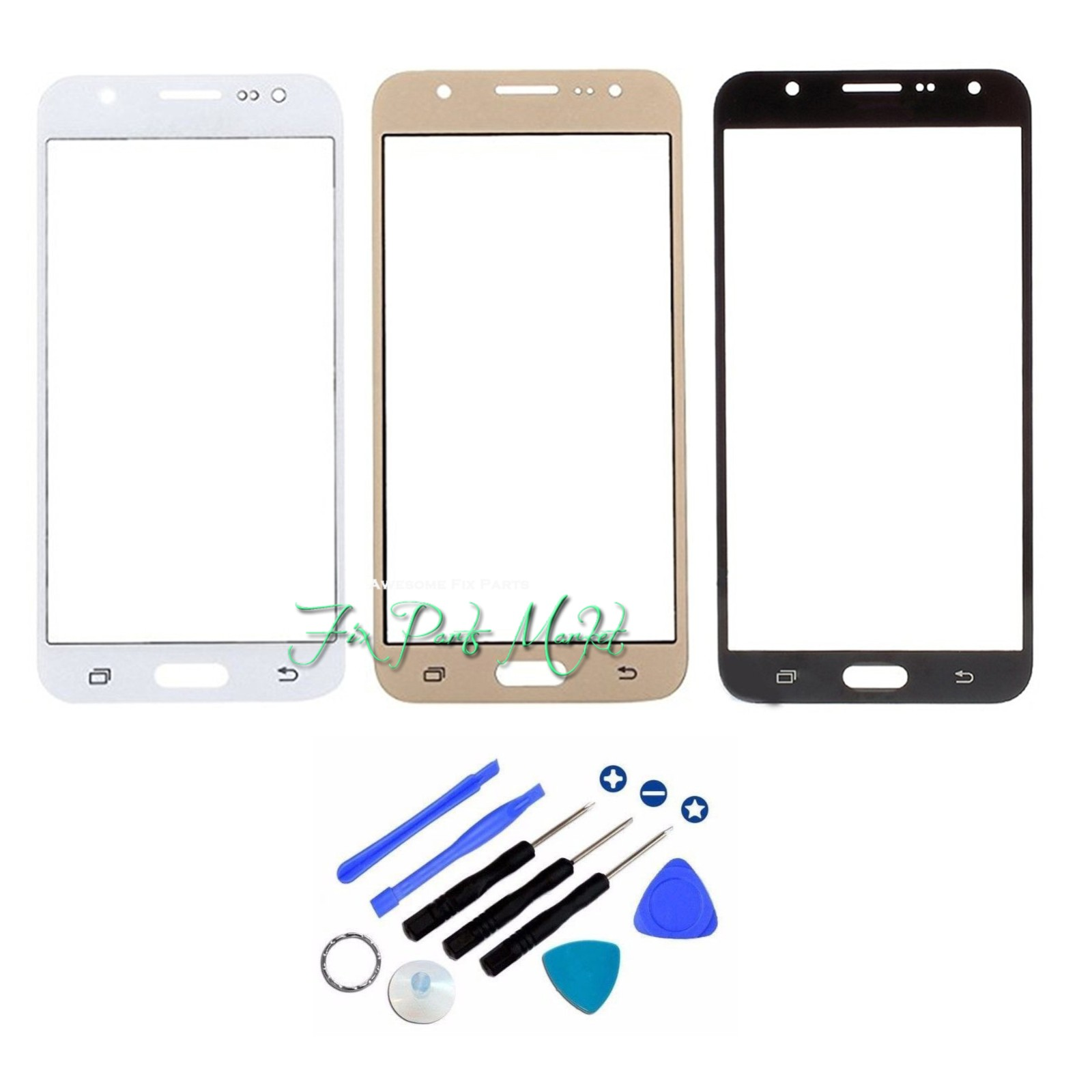 best service 5926b 5784d Details about Front Screen Glass Replace For Samsung Galaxy J7 2016
