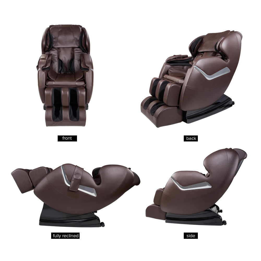 black ogawa l chair usa world massage logo side active
