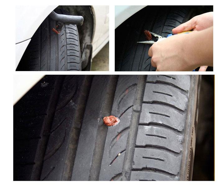 tire repair kit 17pcs tubeless tire tyre puncture repair 3pcs seals Moen 7434 Repair Kit categories