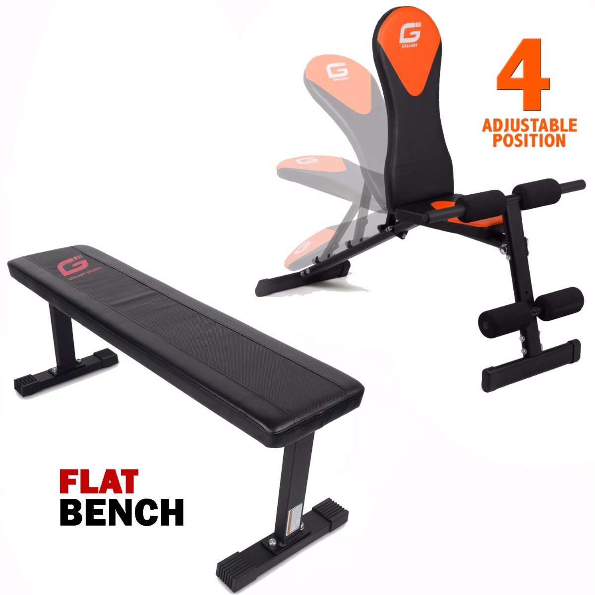 flatbench dumbbell online exercise bench flat at benches shop rack bodymax new with