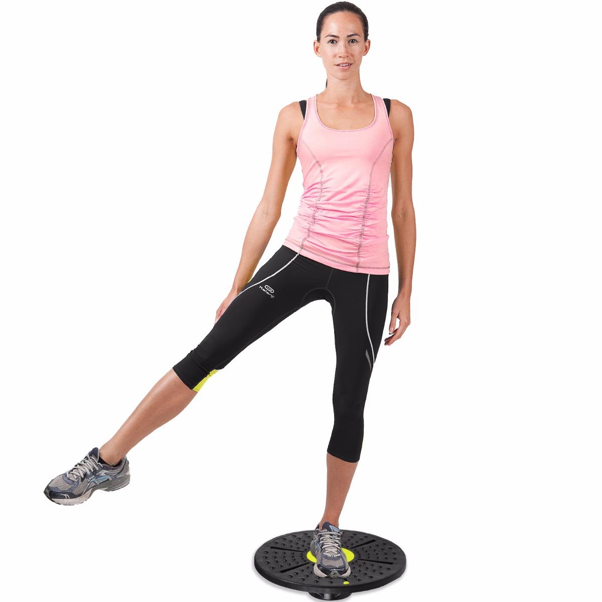 Balance Board Sport Yoga: Gallant Balance Wobble Board 40cm Rehabilitation Fitness
