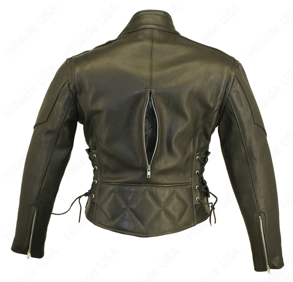 Leather motorcycle jackets made in usa