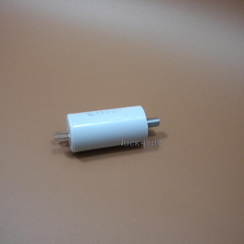 CBB60 Capacitor 450VAC 450V AC 10uF 10MFD P2 fits 200//250//350//400 V AC W//TUV.CE