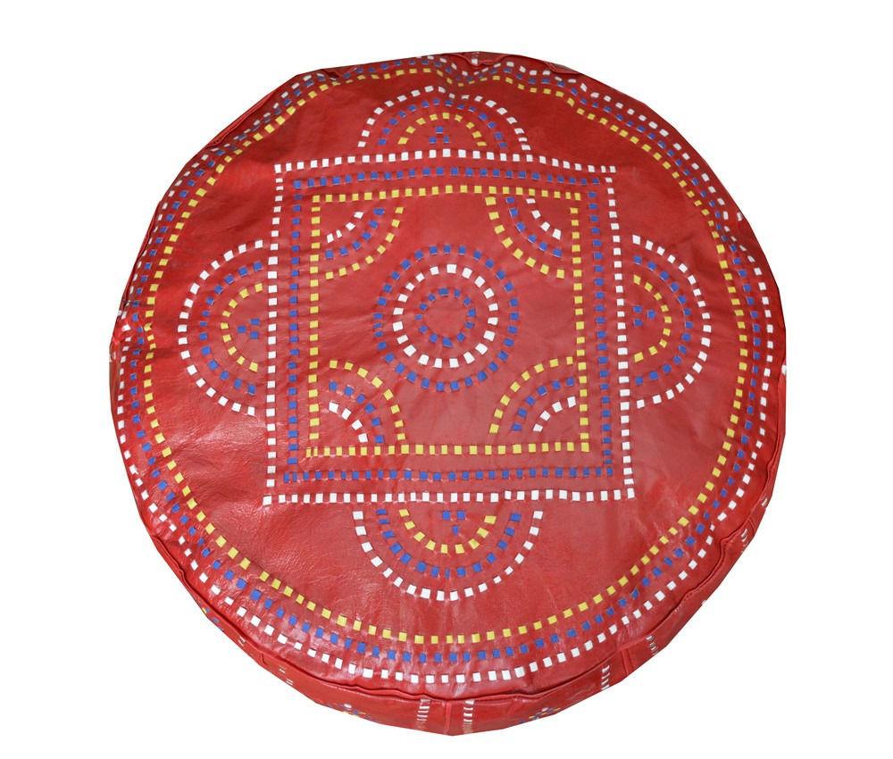 81.3cm Burgund Rot Mandala Boden Meditation Kissenbezug Kissen Sitz Überwurf Hip