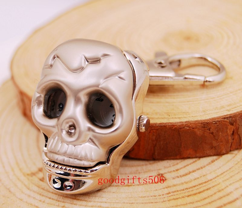 key pendant watches ring pocket chain amazon owl akord keyring dp uk metal jewellery co watch