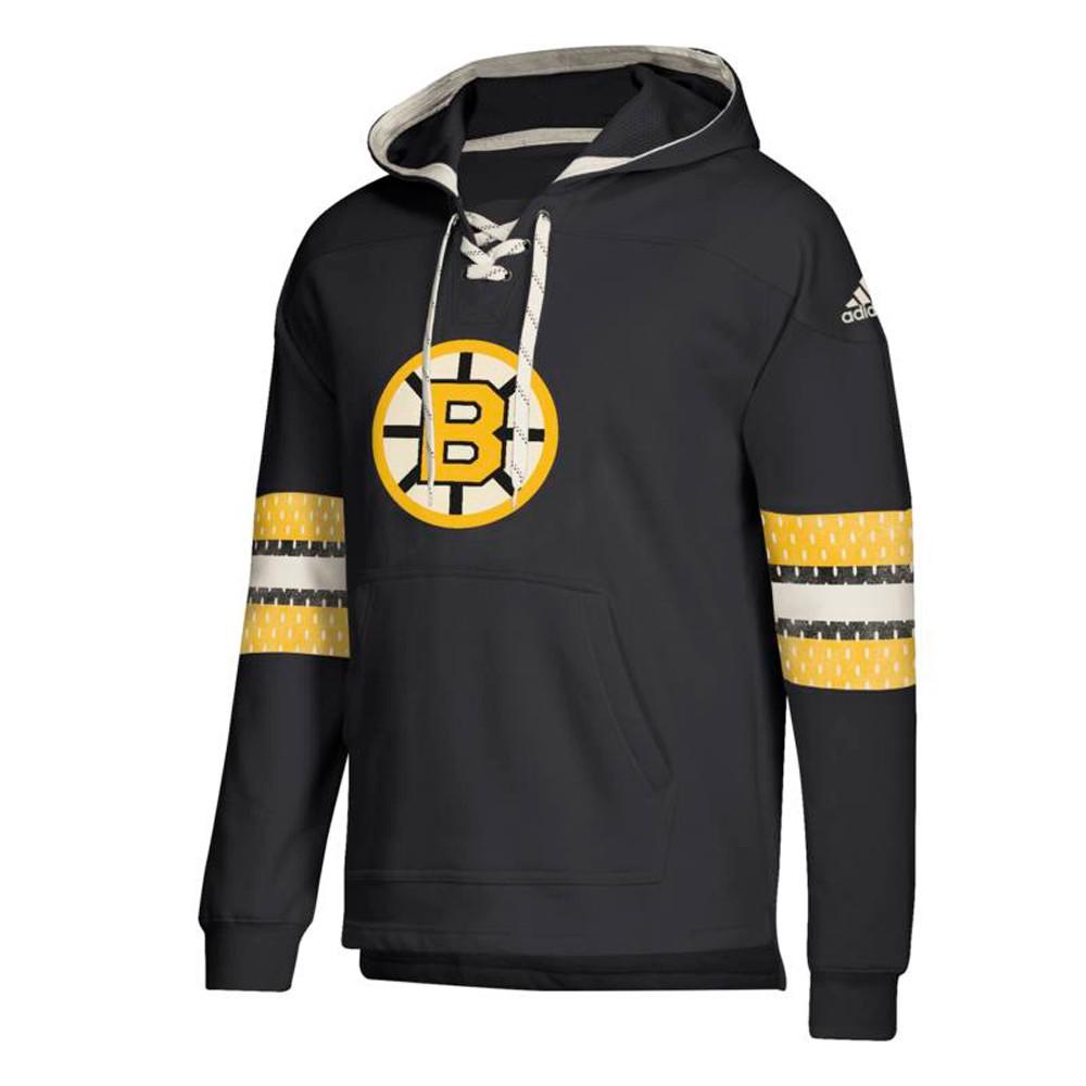 Boston Bruins NHL Adidas Men's Black