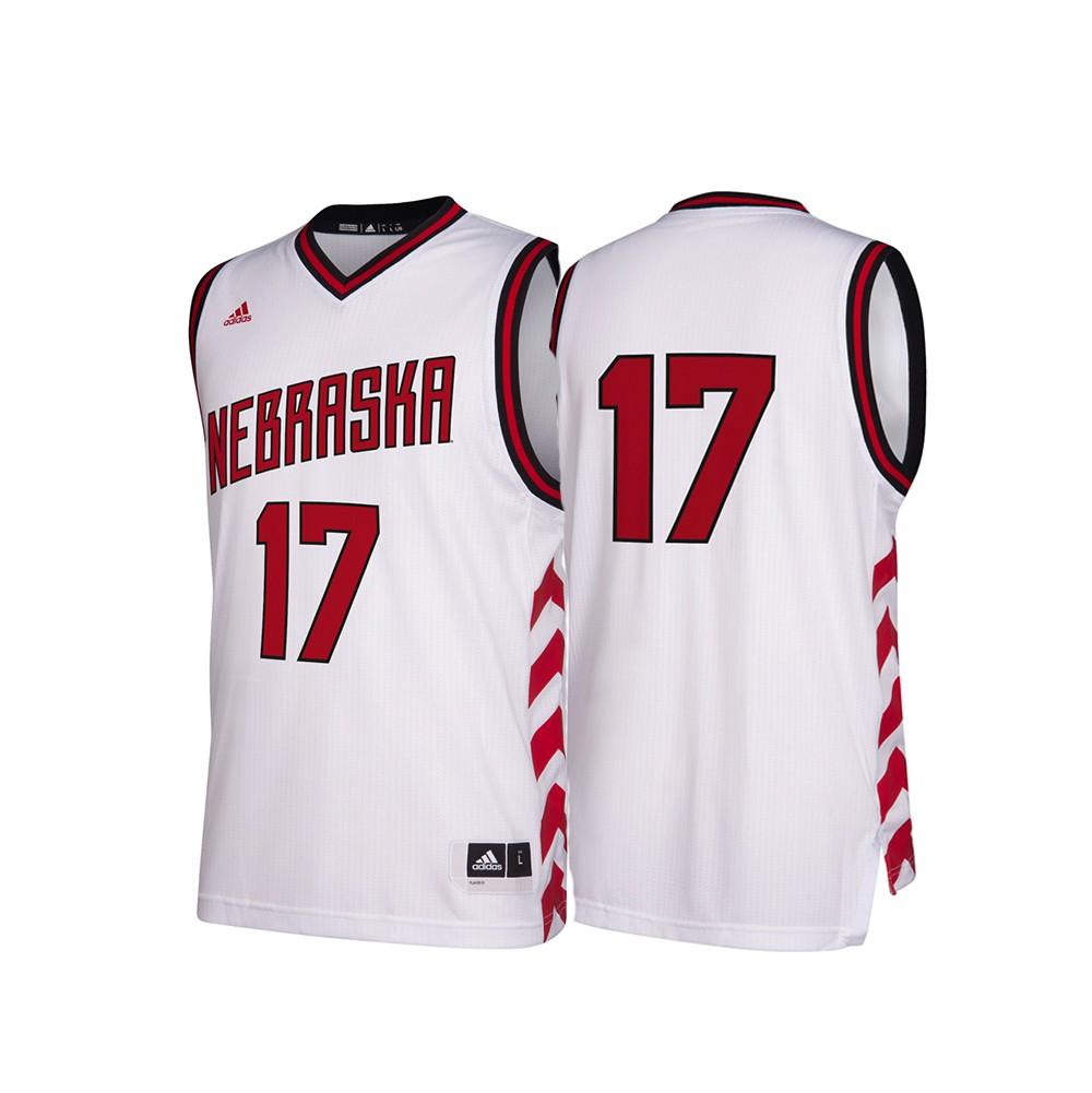 Adidas Jersey Adidas Nebraska Nebraska