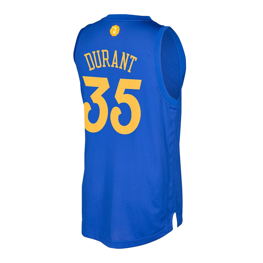 Kevin Durant Golden State Warriors NBA Adidas 2016 Christmas ...