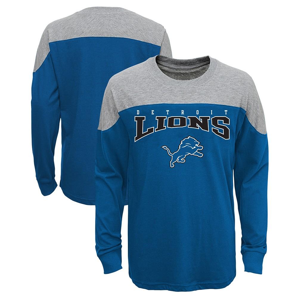 boys detroit lions shirt