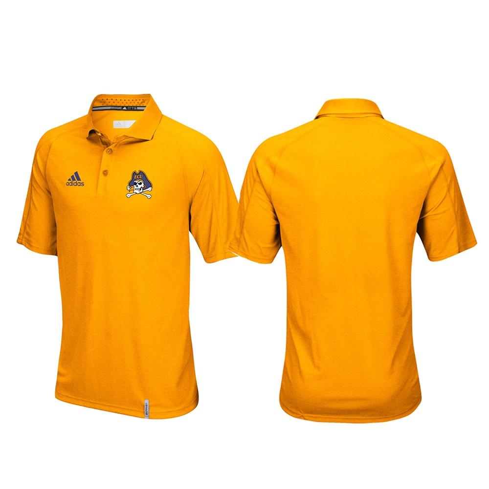adidas polo yellow