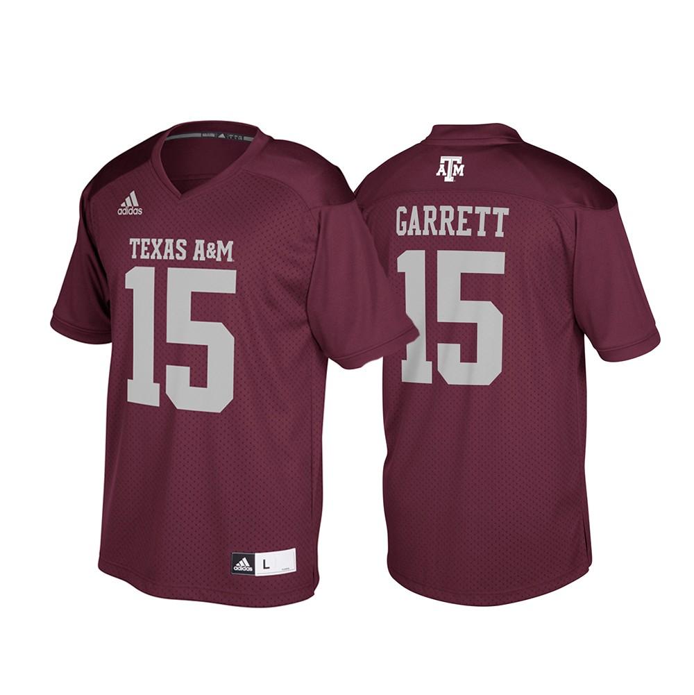 innovative design a6de2 cb01c Details about Myles Garrett Texas A&M Aggies NCAA Men's Adidas Alumni  Football Jersey