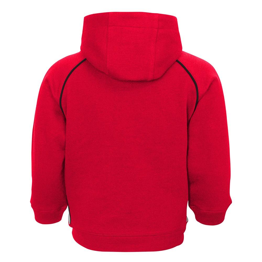 MLB-Majestic-034-Lil-Fan-034-Team-Color-2-Piece-Hoodie-amp-Pants-Fleece-Set-Toddler