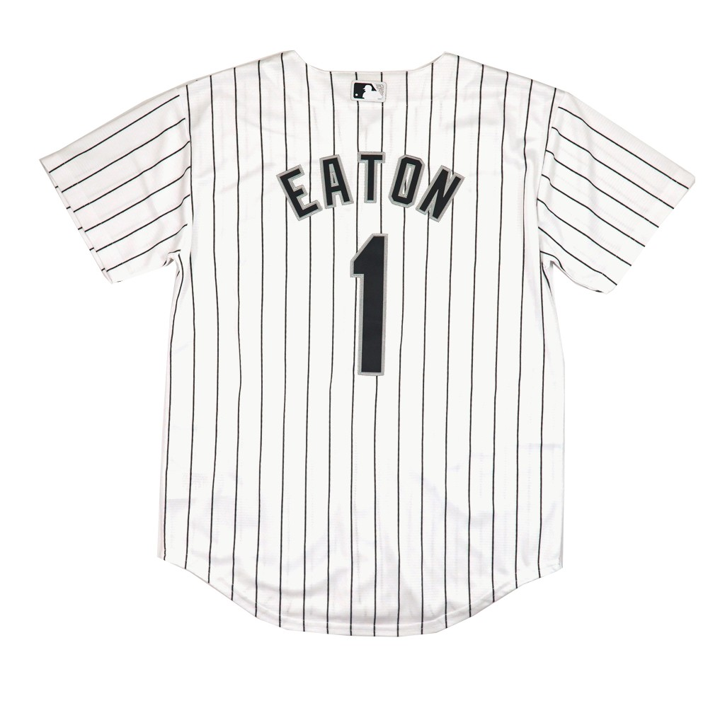 new arrival 17cd6 134b0 Adam Eaton Chicago White Sox MLB Majestic YOUTH White Home Cool Base Jersey  | eBay