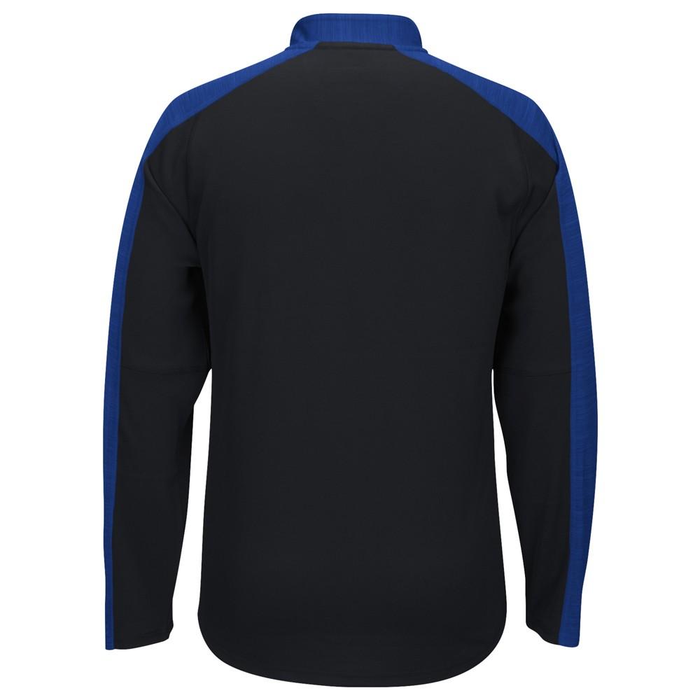NCAA-Adidas-Team-Men-039-s-Sideline-Climalite-1-4-Zip-Hi-Visibility-Reflective-Knit thumbnail 34