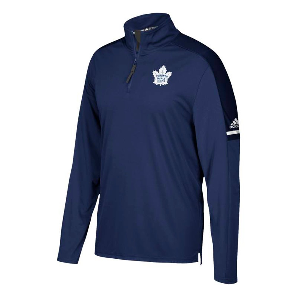 Pro Men's Blue Toronto Leafs Authentic Center Ice Jacket Maple Nhl About Details Adidas FKJT1cl