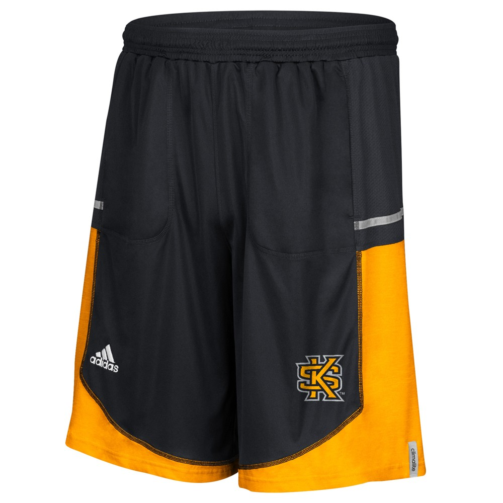 NCAA-Adidas-Men-039-s-Sideline-Player-Performance-Climalite-Basketball-Shorts thumbnail 24