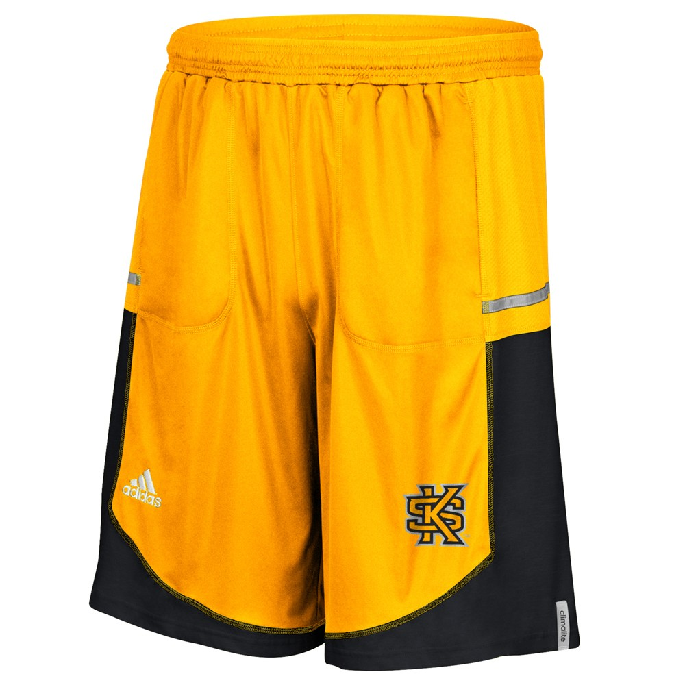 NCAA-Adidas-Men-039-s-Sideline-Player-Performance-Climalite-Basketball-Shorts thumbnail 27