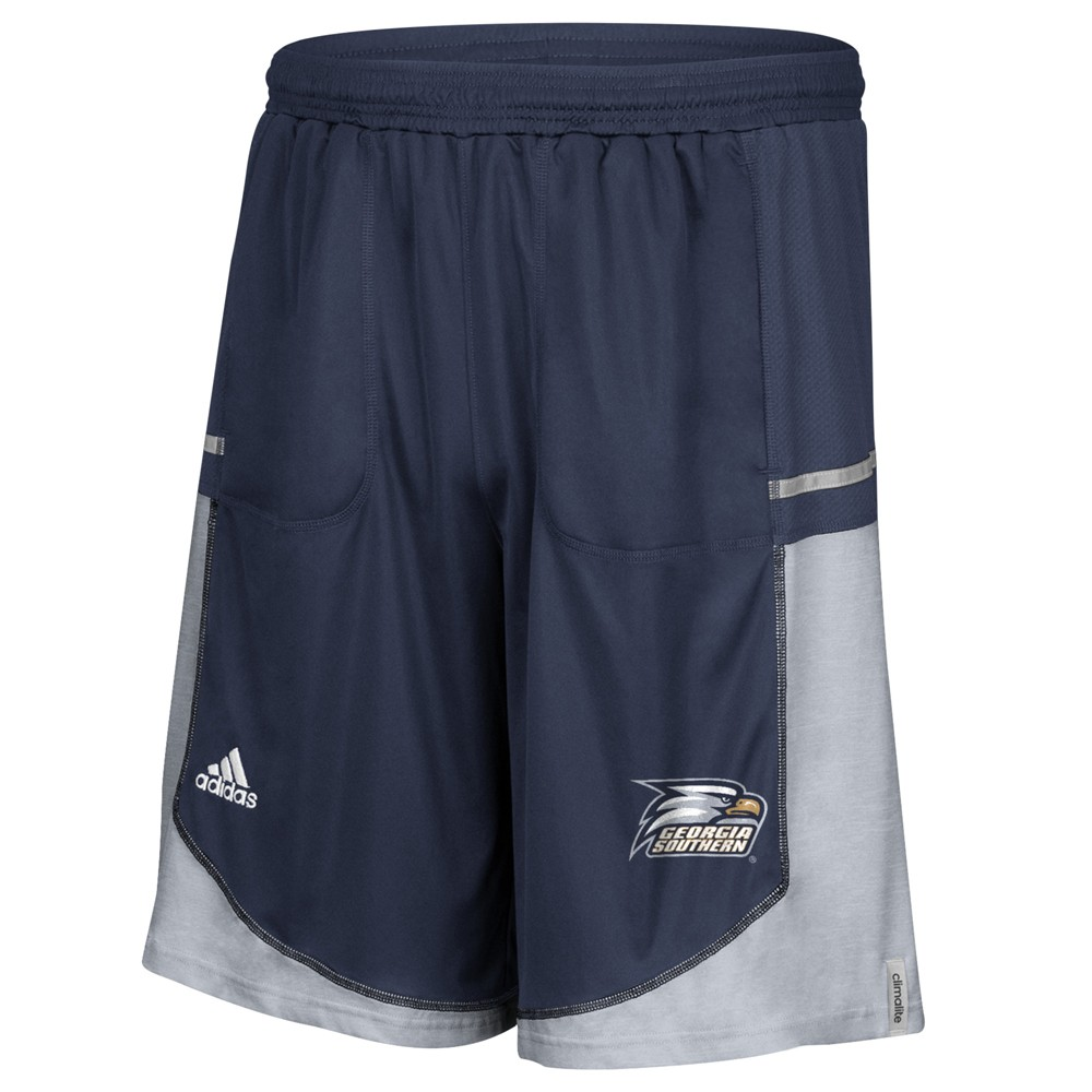 NCAA-Adidas-Men-039-s-Sideline-Player-Performance-Climalite-Basketball-Shorts thumbnail 21