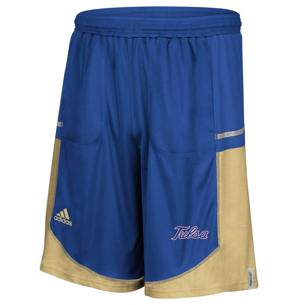 NCAA-Adidas-Men-039-s-Sideline-Player-Performance-Climalite-Basketball-Shorts thumbnail 45