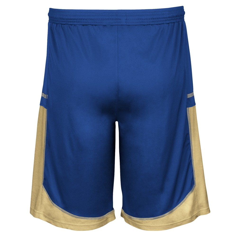 NCAA-Adidas-Men-039-s-Sideline-Player-Performance-Climalite-Basketball-Shorts thumbnail 46
